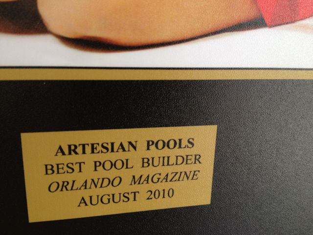 Artesian Pools Orlando