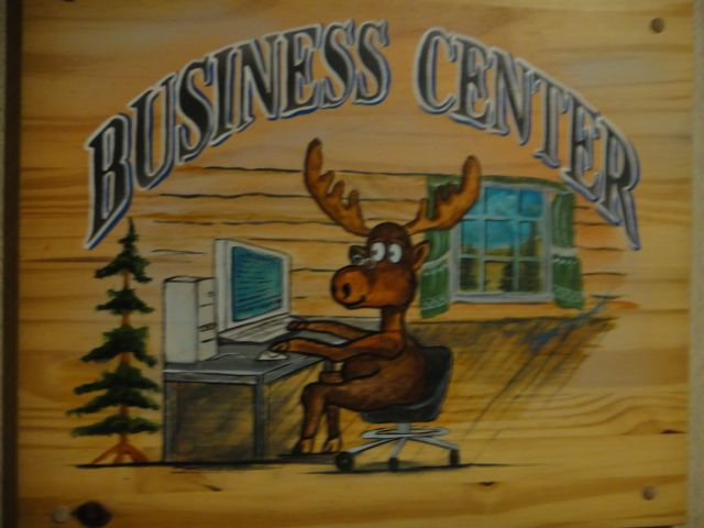 personal business center