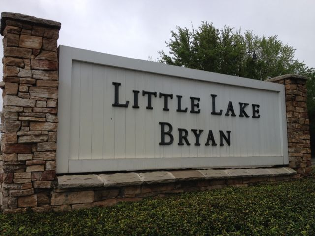 Little Lake Bryan