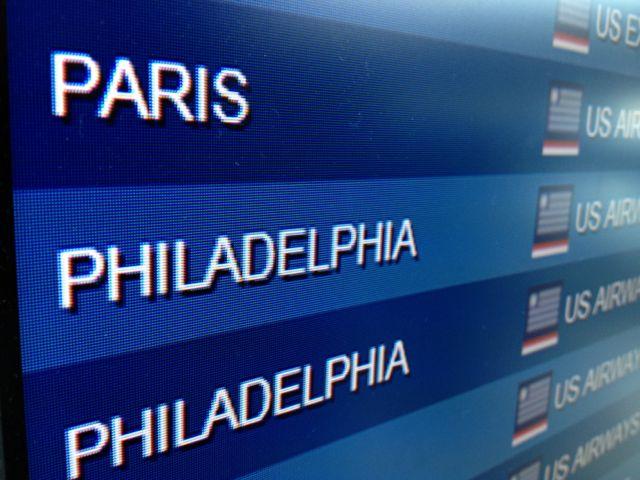 Philadelphia or Paris
