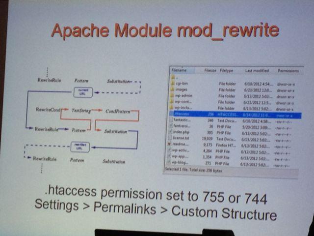 apache module