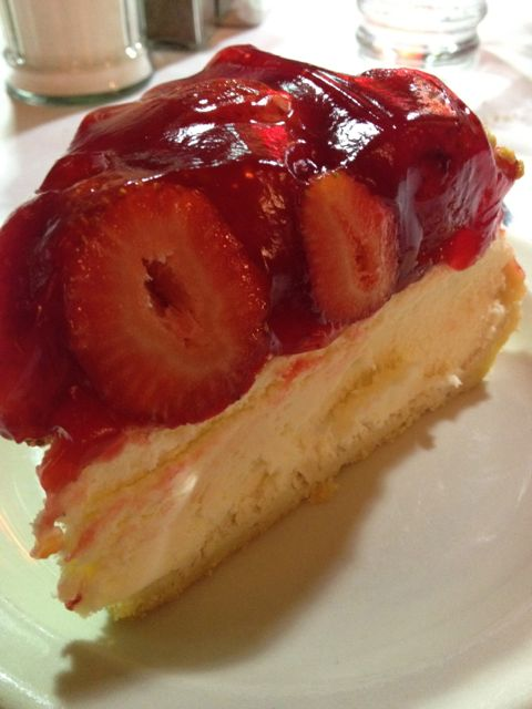 Junior's Famous cheesecake, Brooklyn