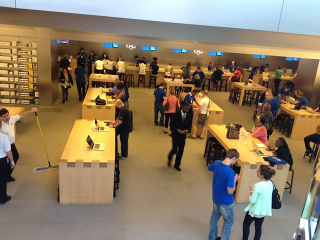 Apple Store flagship
