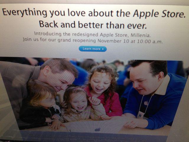 Apple flagships