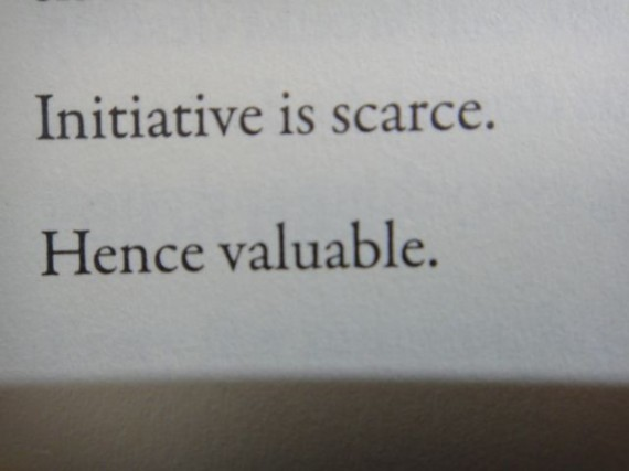 excerpt from a Seth Godin book