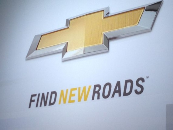 Chevrolet's new tag line