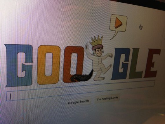 Simple Google design