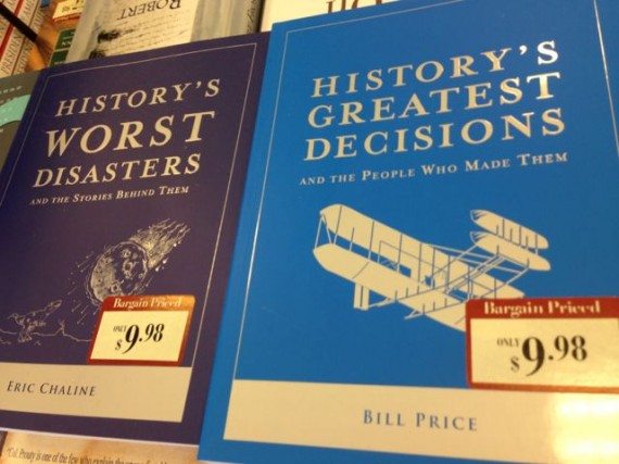 Two interesting books for sale
