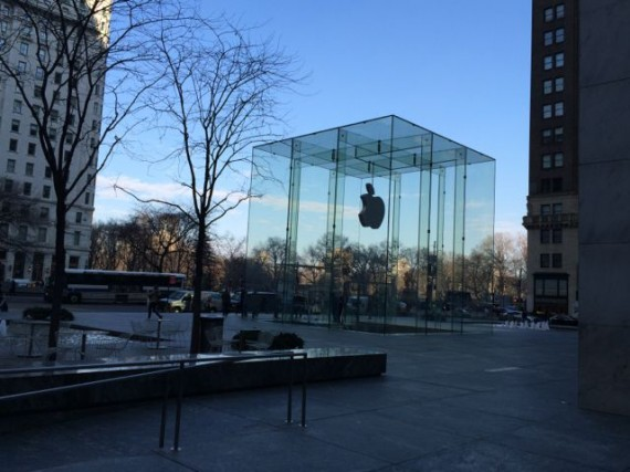 Apple Store 5th Avenue