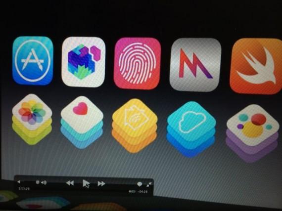 Apple WWDC screen shot
