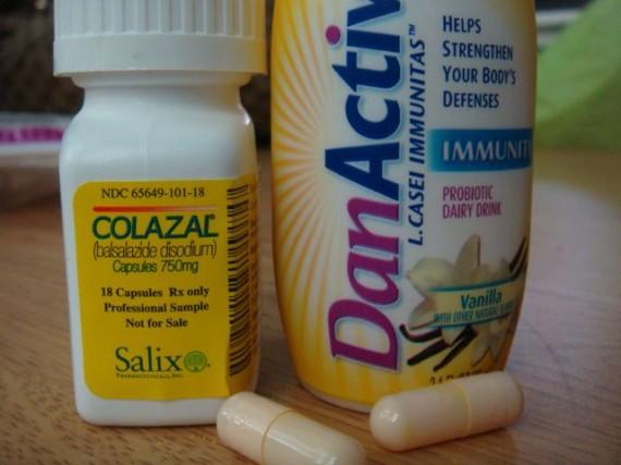IBD meds and DanActive