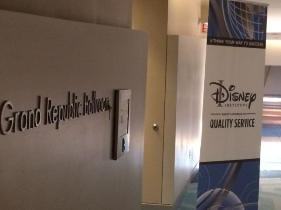 Disney Approach to Quality Service class