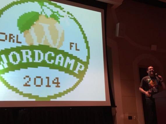 David Laietta WordPress Orlando Word Camp 2014 organizer