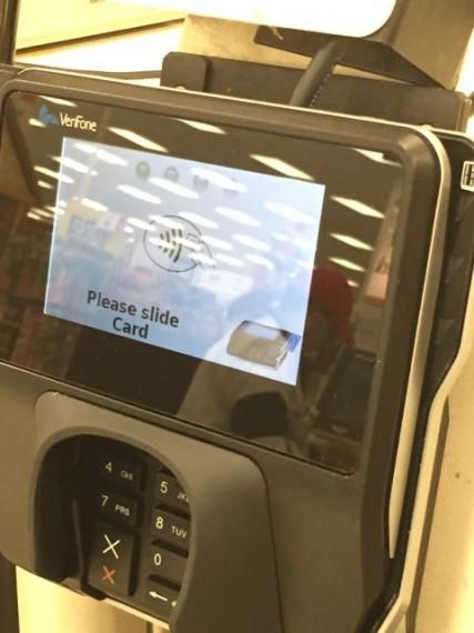 Apple Pay at Winn Dixie