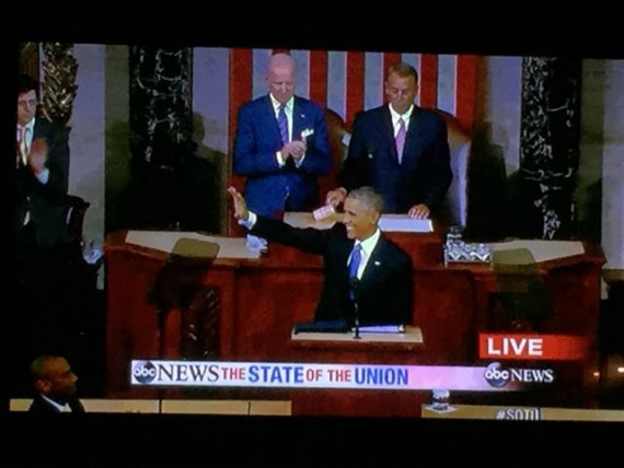 State of The Union Address 2015