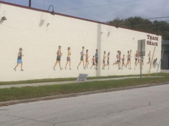 Track Shack Orlando building