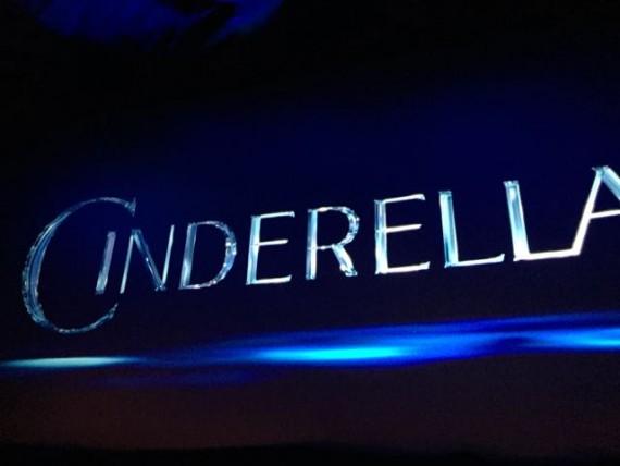 Disneyland sneak peak at new Cinderella movie