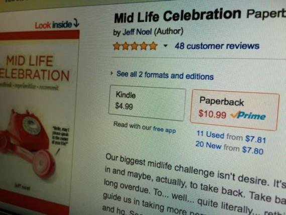 Mid Life Celebration Kindle version price