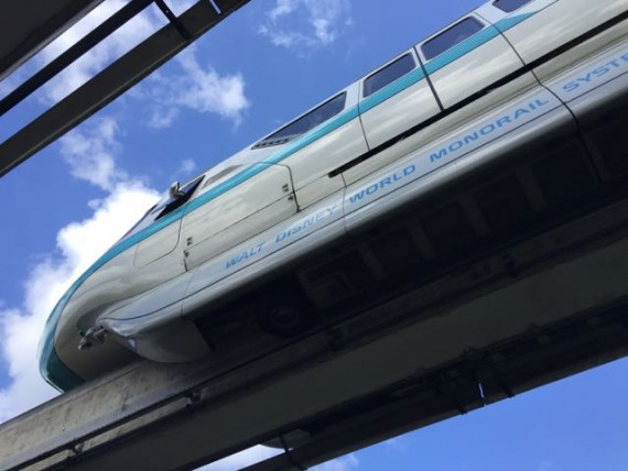 Walt Disney World Monorail photos