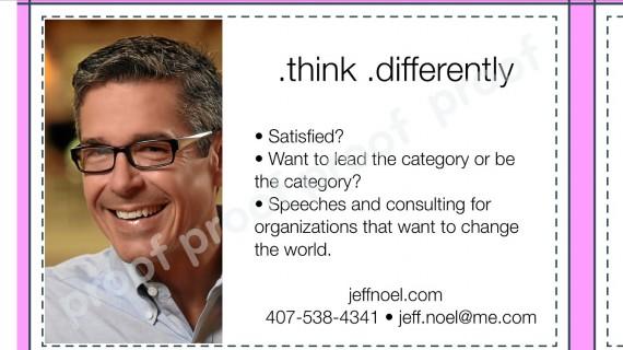 jeff noel disney consulting