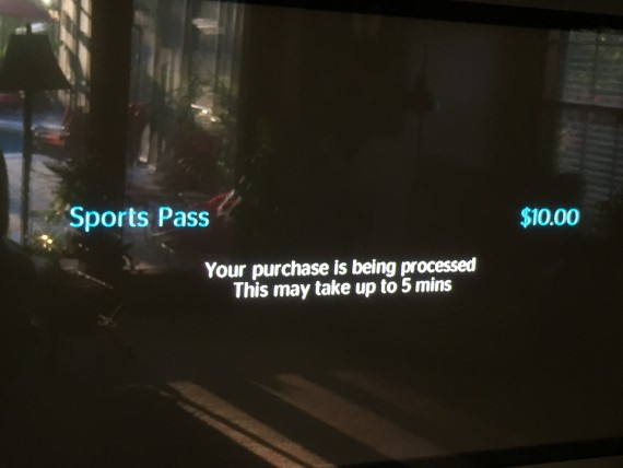 Brighthouse Sports Pass for Universal Sports channel
