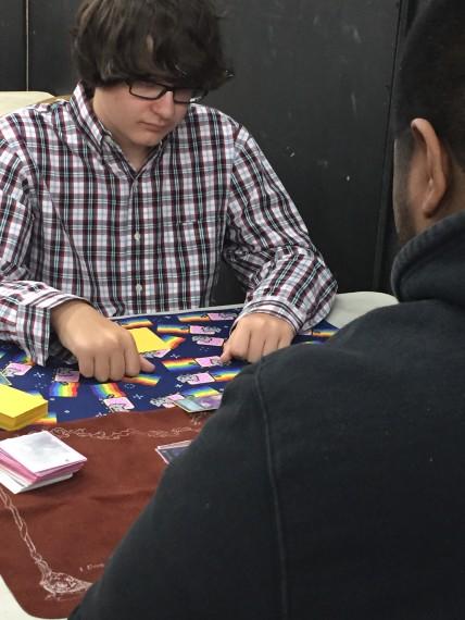 YuGiOh Tournament