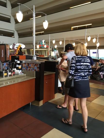 Contempo Cafe at Disney World