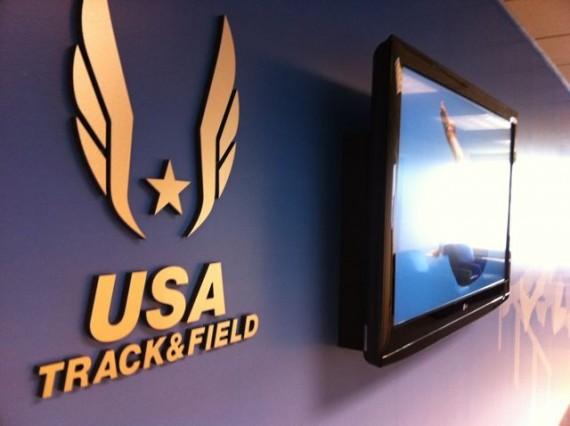 Inside USATF HQ