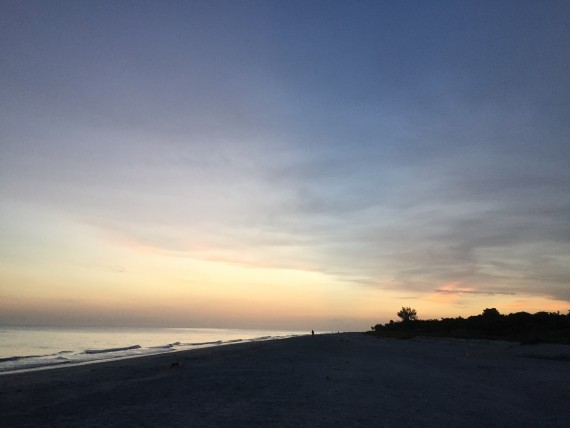Sanibel Island Sunset 2015