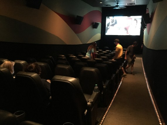 Sanibel Island movie theater