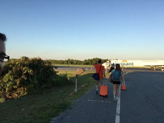 Concord Charlotte Regional Airport