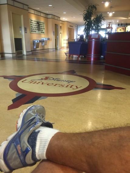 Disney University Lobby