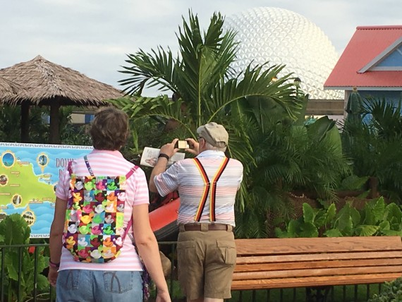 Epcot Guests