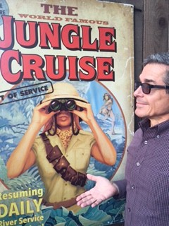 Disney's jungle cruise skippers