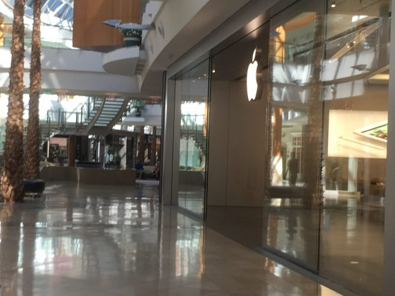 Apple Store Mall at Millenia