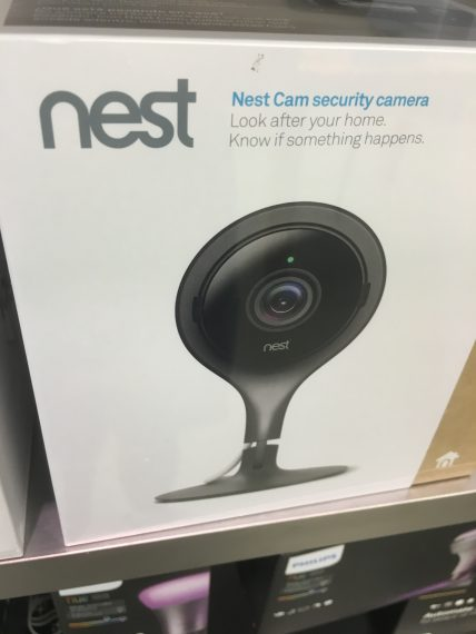 Digital home security