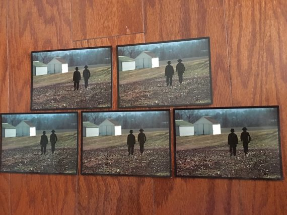 Amish post cards