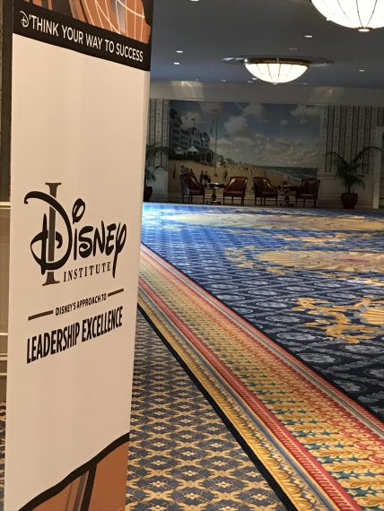 Disney professional development