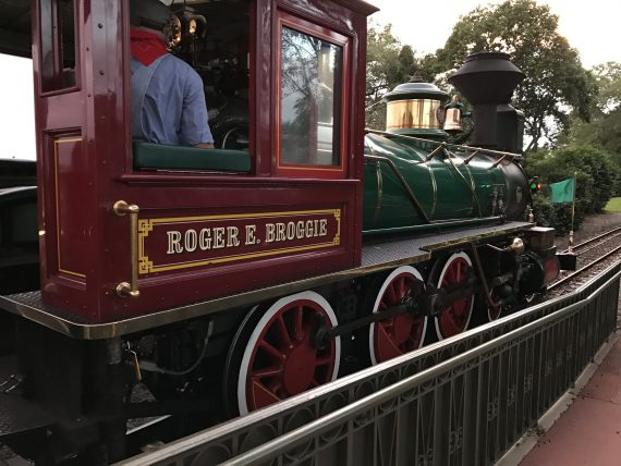 Walt Disney World Railroad photos