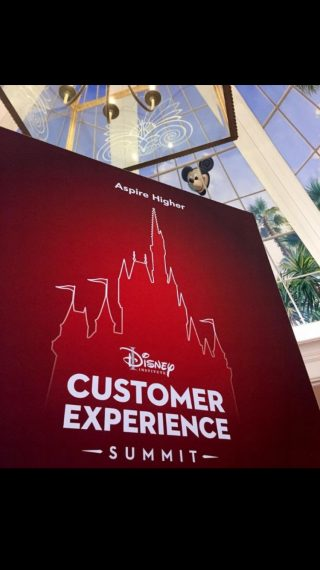 Disney Customer Service Summit 2016