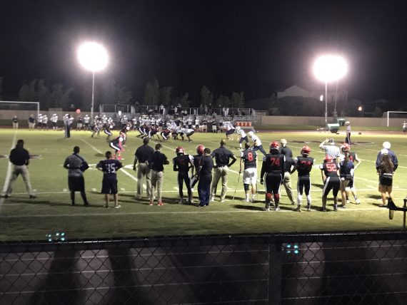 Windermere Prep football homecoming