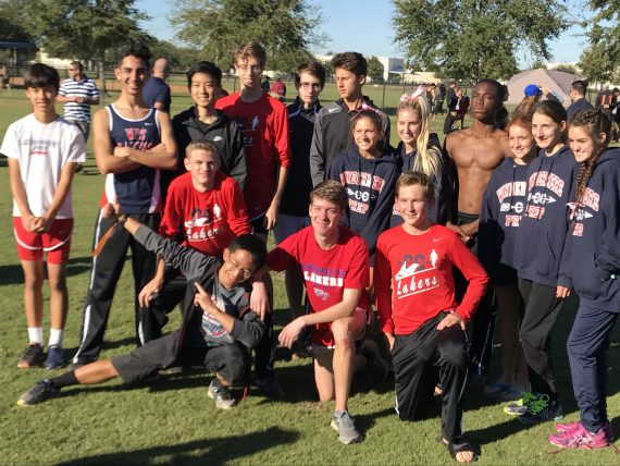 2016 WPS Boys Cross Country