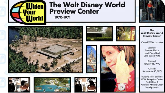Walt Disney World Preview Center