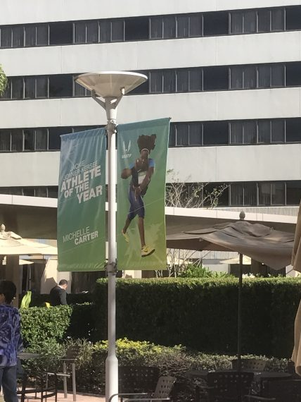 USATF 2016 meeting banners