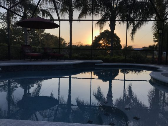 Orlando pool