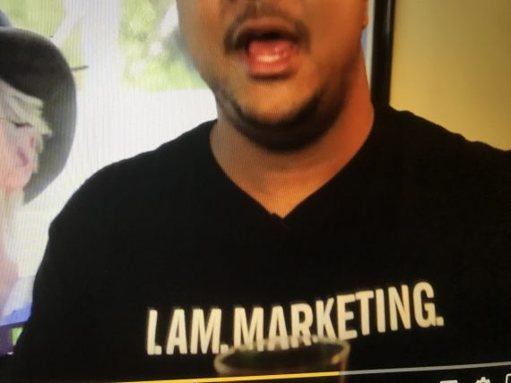 i am marketing