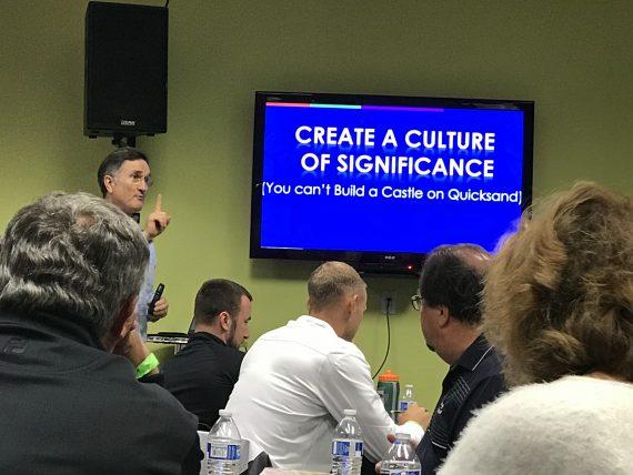 Disney Speaker community event