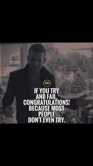 motivational quote about failing