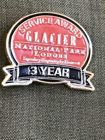 Xanterra Employee service pin