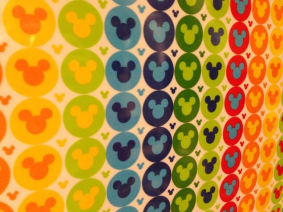 Disney Mickey Heads pattern